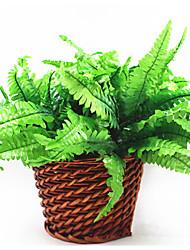 preiswerte -5 Ast Kunststoff andere andere Pflanzen Tisch-Blumen Künstliche Blumen