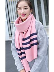cheap -Women's Polyester Rectangle - Striped