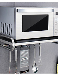 cheap -1pcs Kitchen Stainless steel Cabinet Door Organizers