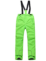 cheap -Boys' Ski / Snow Pants Warm Fast Dry Windproof Waterproof Zipper Wearable Skiing All Mountain Snowboard Snowboarding Snow Sports Winter