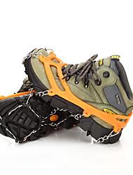 abordables -Crampons Extérieur Antidérapant Scratch Resistant Camping / Randonnée Escalade Camping / Randonnée / Spéléologie Sports de neige