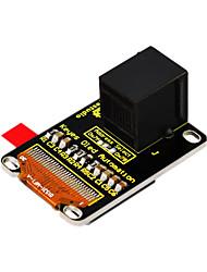 economico -keyestudio easy plug 128 x 64 modulo oled per arduino