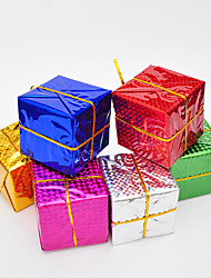 6pcs Noël Décorations de NoëlForDécorations de vacances 15*10*5