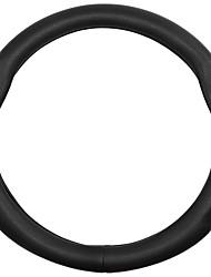 Недорогие -Чехлы на руль Кожа 38 см Серый / Черный / коричневый / Розовый For Volvo S40 / V40 / XC90 Все года
