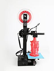 baratos -creality 3d® ender-2 kit de impressora 3d diy 150 * 150 * 200mm tamanho de impressão com auto nivelamento 1.75mm 0.4mm bico