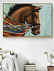 abordables -Toile Un Panneau Toile Format Horizontal Imprimé Décoration murale For Décoration d'intérieur
