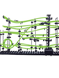 cheap -Spacerail 231-3G 13500mm Track Rail Car Track Sets Marble Track Sets Building Kit Coaster Toys Erector Set Educational Toy Compact Track