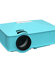 cheap -LED-15 LCD Home Theater Projector 800 lm Support 1080P (1920x1080) 30-120 inch Screen
