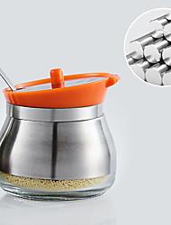 1pcs Кухня Нержавеющая сталь Хранение продуктов питания