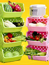 Недорогие -1set Кухня Пластик Аксессуары для шкафов