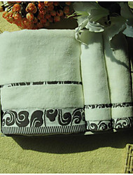 Fresh Style Bath Towel Set,Creative Superior Quality Pure Cotton Towel