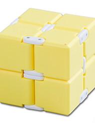 abordables -Cube Infini Enfants Soulagement de stress et l'anxiété Nouveauté Places ABS simple Bureau / Carrière Pièces Enfant Adulte Adolescent