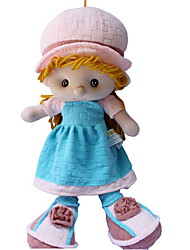 cheap -Plush Doll / Girl Doll 16inch Cute, For Children, Soft Girls' Kid's Gift