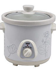 cheap -Ceramic 220V 135 3.5 Multifunction Slow Cookers Kitchen Appliance