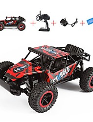 RC Car 2815B 2.4G Rock Climbing Car High Speed 4WD Drift Car Buggy 1:16 * KM/H Remote Control Rechargeable Electric