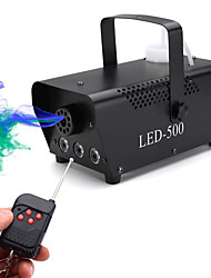 cheap -U'King Stage Fog Machine DMX 512 Sound-Activated Auto Remote Control for Club Wedding Stage Party Outdoor Professional High Quality