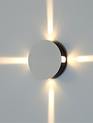cheap -Modern 4W LED Wall Sconce Indoor Hallway Wall Light Spot Light Metal Decorative Lighting