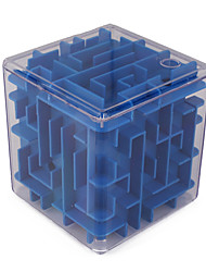 Magic Cube Balls Educational Toy Maze & Sequential Puzzles Maze Toys Toys Square 3D ABS Pieces Not Specified Unisex Gift