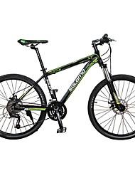 Racercykler Cykling 27 trin 26 tommer (ca. 66cm)/700CC Shimano skivebremse Affjedringsgaffel Normal Normal Stållegering