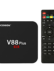 abordables -V88 PLUS Android 5.1 Box TV RK3229 RAM ROM Quad Core