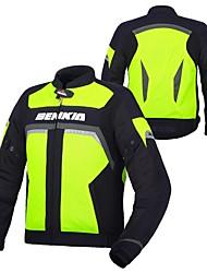 preiswerte -Männer Motorrad Schutzjacke mit Rüstung Jecket Schutzausrüstung für Motorradjacke
