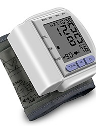 Wrist Auto-off Time Display LCD Display LCD-Digital Screen Blood Pressure Measurement