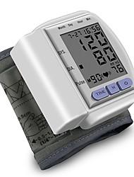 economico -polso Auto-spegnimento Visualizzazione del tempo Display LCD Misurazione della pressione sanguigna