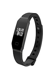 economico -wp105 intelligente braccialetto monitor di frequenza cardiaca tracker fitness smartband ip67 i6 pro wristband intelligente per ios android