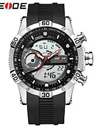 Недорогие -WEIDE Муж. Повседневные часы Спортивные часы Модные часы Нарядные часы Наручные часы электронные часы Японский Цифровой Календарь Защита