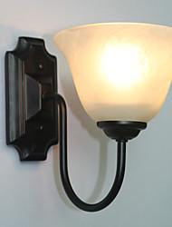 preiswerte -Traditionell-Klassisch Wandlampen Für Metall Wandleuchte 110-120V 220-240V 60W