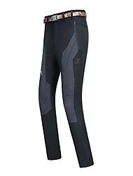 Mujer Pantalones para senderismo Al aire libre Secado rápido Fitness Invierno Pantalones/Sobrepantalón Caminata en Nieve Escalada