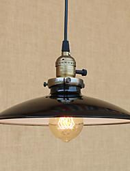 billige -Tiffany Rustikt/hytte Retro/vintage Moderne / Nutidig Tradisjonell / Klassisk Land Lanterne Vedhæng Lys Til Spisestue Læseværelse/Kontor