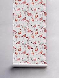 Estampado Papel de Parede Para Casa Moderna Revestimento de paredes , PVC/Vinil Material Auto-adesivo papel de parede , Cobertura para