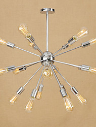 cheap -Retro/Vintage Traditional/Classic Modern/Contemporary Chandelier For Living Room Hallway Shops/Cafes AC 110-120 AC 220-240V Bulb Not