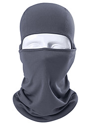 cheap -Balaclava All Seasons Quik Dry Sunscreen Breathability Hiking Motor Bike Bike/Cycling Unisex Others Solid
