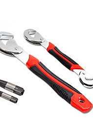 Multi-Purpose Universal Wrench Wrench Quick Opening Live Plate Pipe Wrench Tool Set Industrial-Grade Models 7 And 8 Extractor