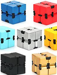 Недорогие -Кубик Infinity Cube Товары для офиса Стресс и тревога помощи Места пластик Классический Куски Мальчики Детские Взрослые Подарок