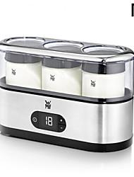 economico -Cucina Acciaio Inox 100-240 Yogurt Maker Steamers alimentari