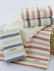 Fresh Style Wash Cloth,Striped Superior Quality 100% Cotton Towel