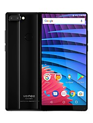 baratos -Vernee mix2 6.0 polegada Celular 4G ( 4GB + 64GB 5 MP 13 MP MediaTek MT6753 4200 mAh )