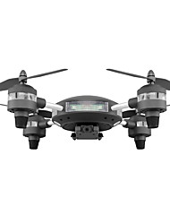 RC Drone HJ W606-9 4 Canali 6 Asse 2.4G Con la macchina fotografica 0.3MP HD Quadricottero Rc Avanti indietro Tasto Unico Di Ritorno