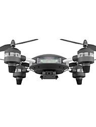 Недорогие -RC Дрон HJ W606-9 10.2 CM 6 Oси 2.4G С 0.3MP HD Camera Квадкоптер на пульте управления Вперед назад Возврат Oдной Kнопкой Авто-Взлет