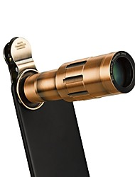 cheap -Orsda Phone Lens 20X Zoom Telephoto Lens with Universal Clip and Mini Flexible Tripod for iPhone and Xiao Mi
