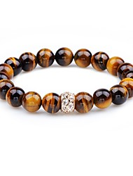 cheap -Women's Strand Bracelet Onyx Fashion Agate Circle Jewelry For Gift Going out