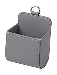 Недорогие -Органайзеры для авто Ящик для хранения приборной панели Кожа Назначение Универсальный