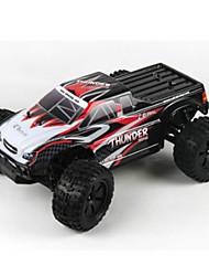 Недорогие -Машинка на радиоуправлении JJRC 10427-S 2.4G 4WD Высокая скорость Дрифт-авто Багги (внедорожник) * КМ / Ч Пульт управления Перезаряжаемый