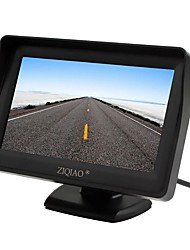 economico -ziqiao monitor da 4,3 pollici tft car rear view monitor