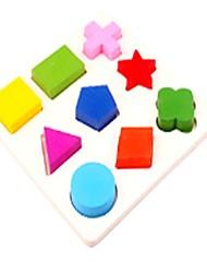 Puzzles en bois Jouets Avion Famille Ecole Design nouveau Pièces
