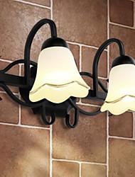 abordables -Applique murale Lumière dirigée vers le bas 40W 220V E27 Moderne/Contemporain Traditionnel/Classique Cuivre antique