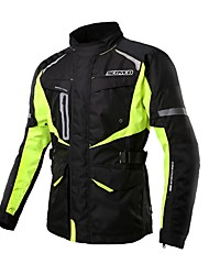 cheap -Men Motorcycle Jacket Water Proof Anti-Fall  Jecket Protector Gear for Motorsport